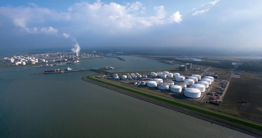 Wind In De Zeilen Voor Waterstof- En Energyhub Zeeland